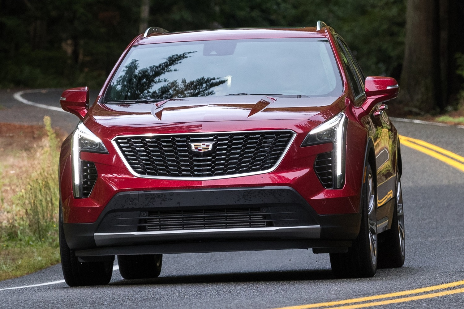 Cadillac XT4 Officially Announced For Europe With Diesel ...