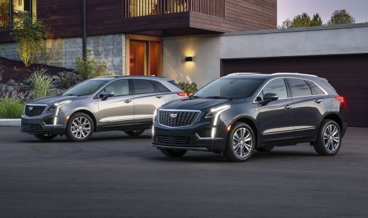 Cadillac XT5 Sales Fall 18 Percent In Q4 2019