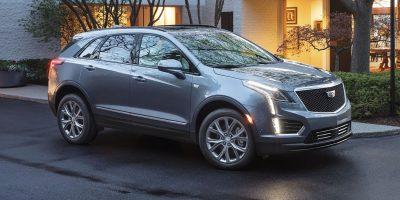 2020 Cadillac XT5 Refresh Announced For Mexico