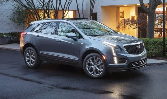 2020 Cadillac XT5 Refresh Announced For Mexico