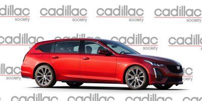 Cadillac CT5-V Wagon Rendering Has Us Drooling
