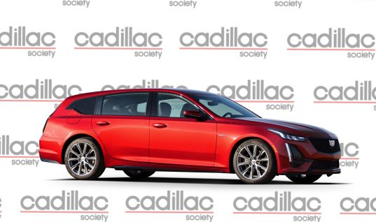 Cadillac CT5-V Wagon Rendering Has Us Drooling