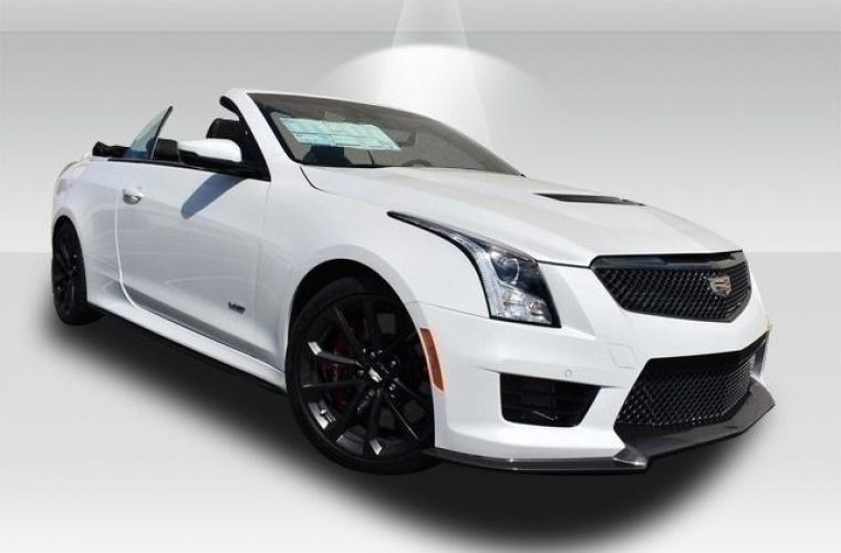 Custom Cadillac ATS-V Convertible Up For Sale In Illinois