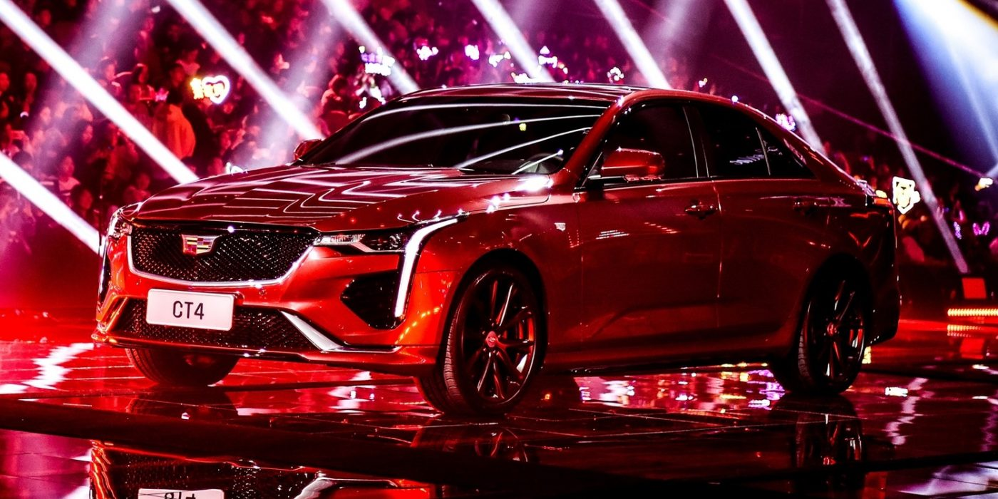 Chinese-Market Cadillac CT4 Has More Of This One Feature