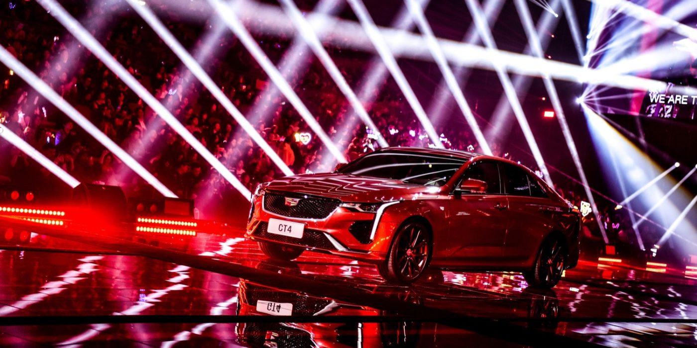 All-New 2020 Cadillac CT4 Sedan Introduced In China