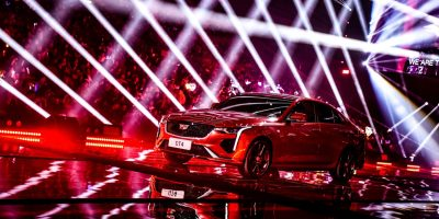 All-New 2020 Cadillac CT4 Sedan Introduced In China