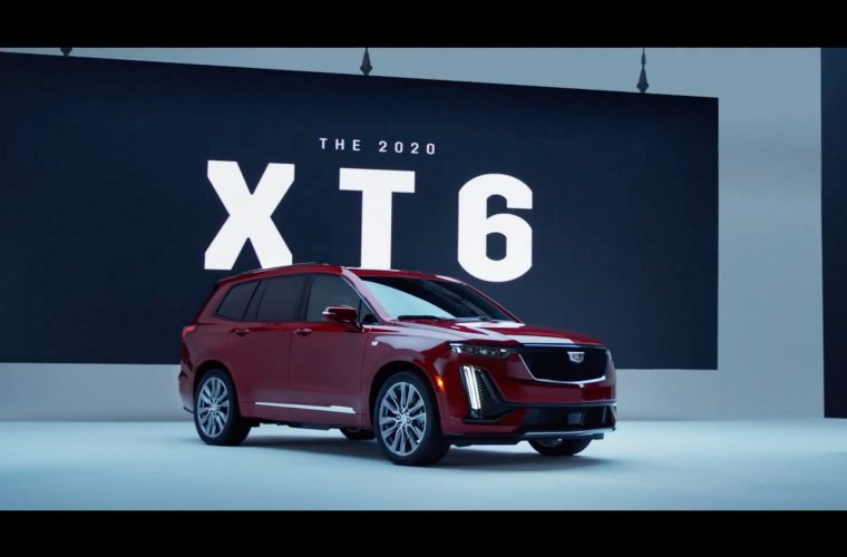 New Cadillac XT6 Ad Gives The Rundown On Features: Video