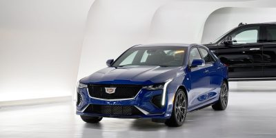 Cadillac CT4 And CT5 Join Cadillac Live Online Showroom