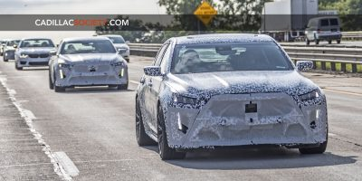 Cadillac CT5-V Blackwing To Use Supercharged 6.2L V8 Engine
