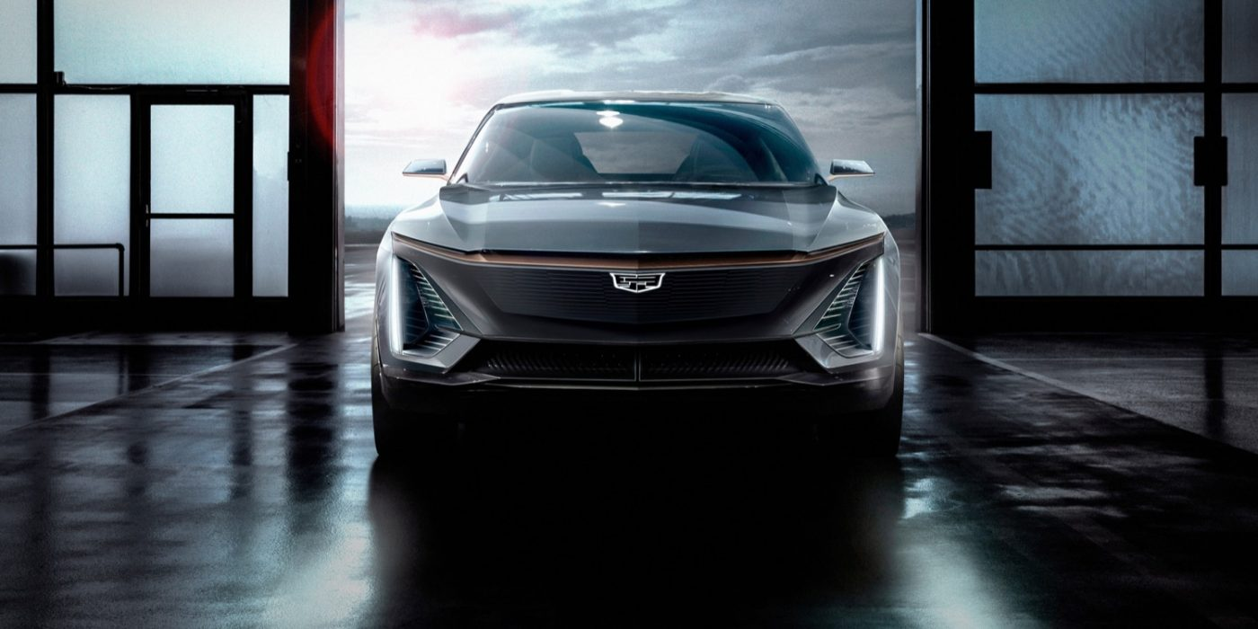 Upcoming Cadillac Electric SUV To Be XT5-Sized, Revealed In April