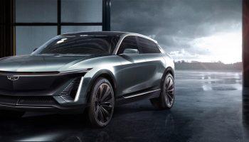Cadillac Lyriq Rear Design Revealed In New Teaser