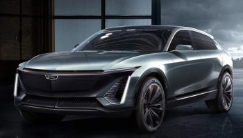 Cadillac Lyriq Debut Will Reveal Near-Production EV