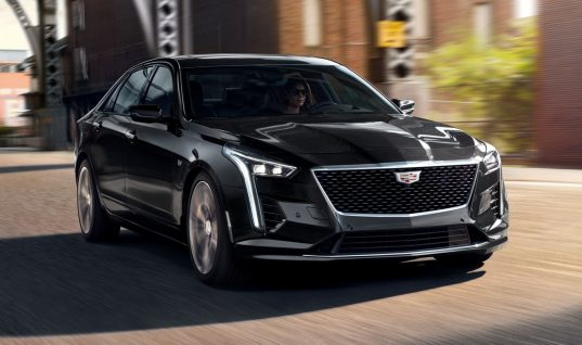 Refreshed Cadillac CT6 Bows In Japan With Unique Configuration