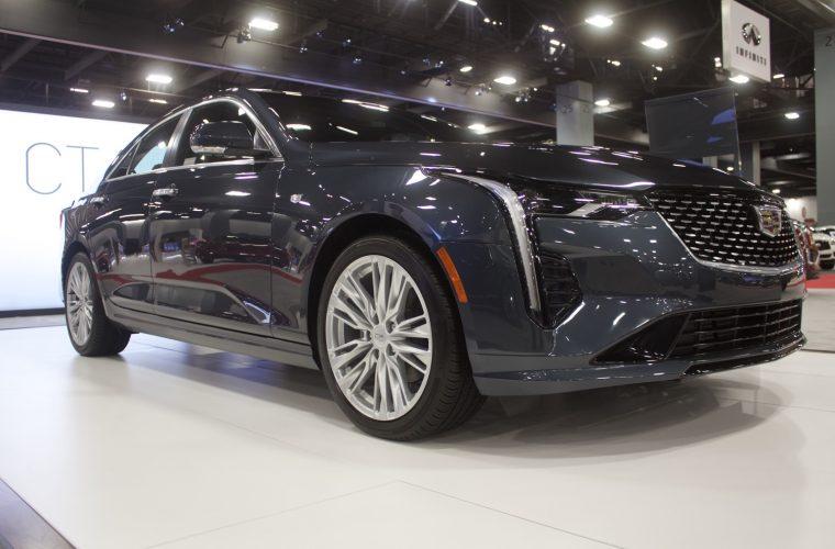 Cadillac CT4 Premium Luxury: Live Photo Gallery