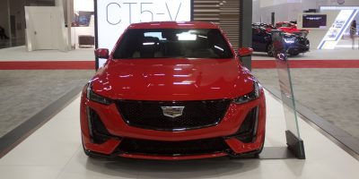Here's Why Cadillac Design Places Badges High On The Grille: Exclusive