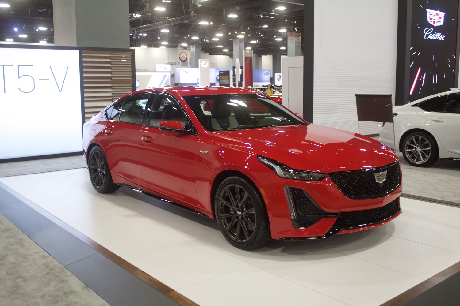 2021 Cadillac Cts V Coupe Style
