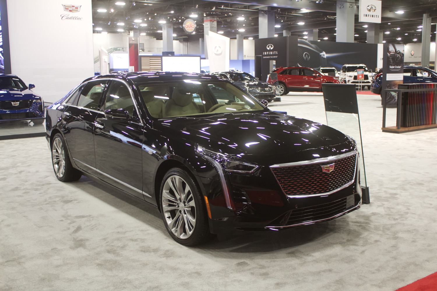 Cadillac Ct6 Residual Values See Steep Declines In May