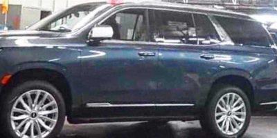 2021 Cadillac Escalade Interior Photos Leak Online