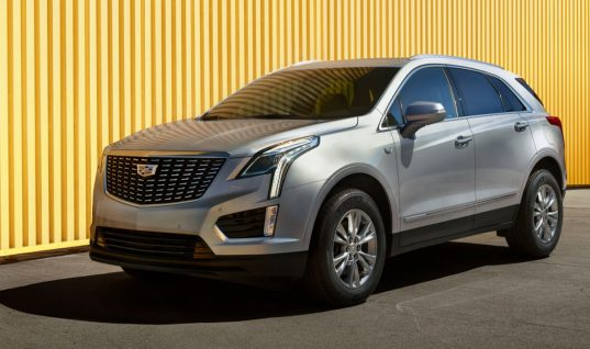 2020 Cadillac XT5 Refresh Announced For Russia
