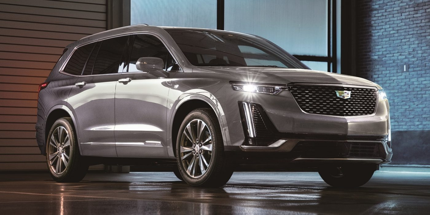 Omega Platform Was Supposed To Underpin Cadillac XT6