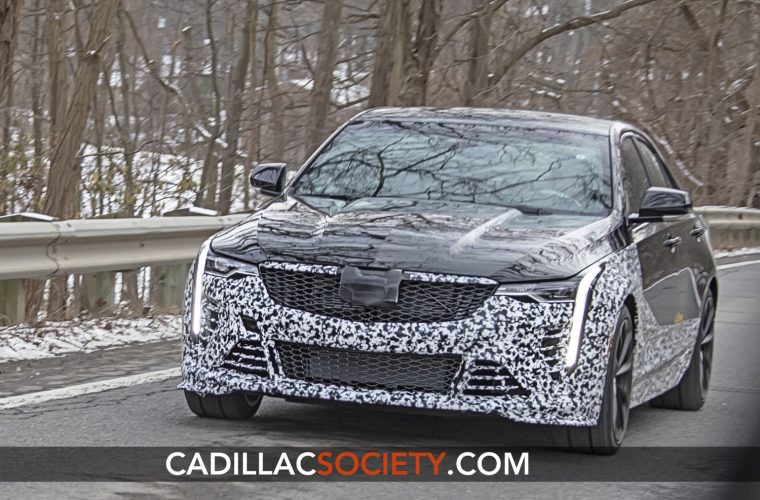 Here's What We Know About The Next-Level Cadillac CT4-V