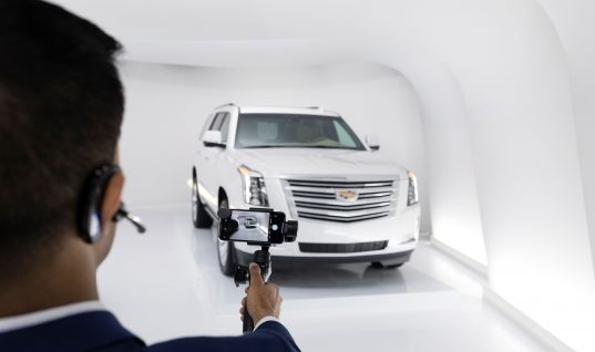 Cadillac Live Online Showroom Service Launches In The US