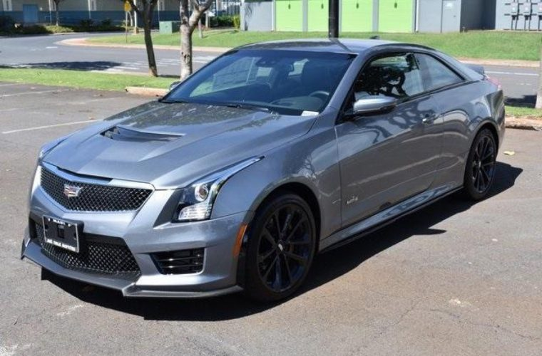 New 2018 Cadillac ATS-V Coupe Still For Sale In Hawaii