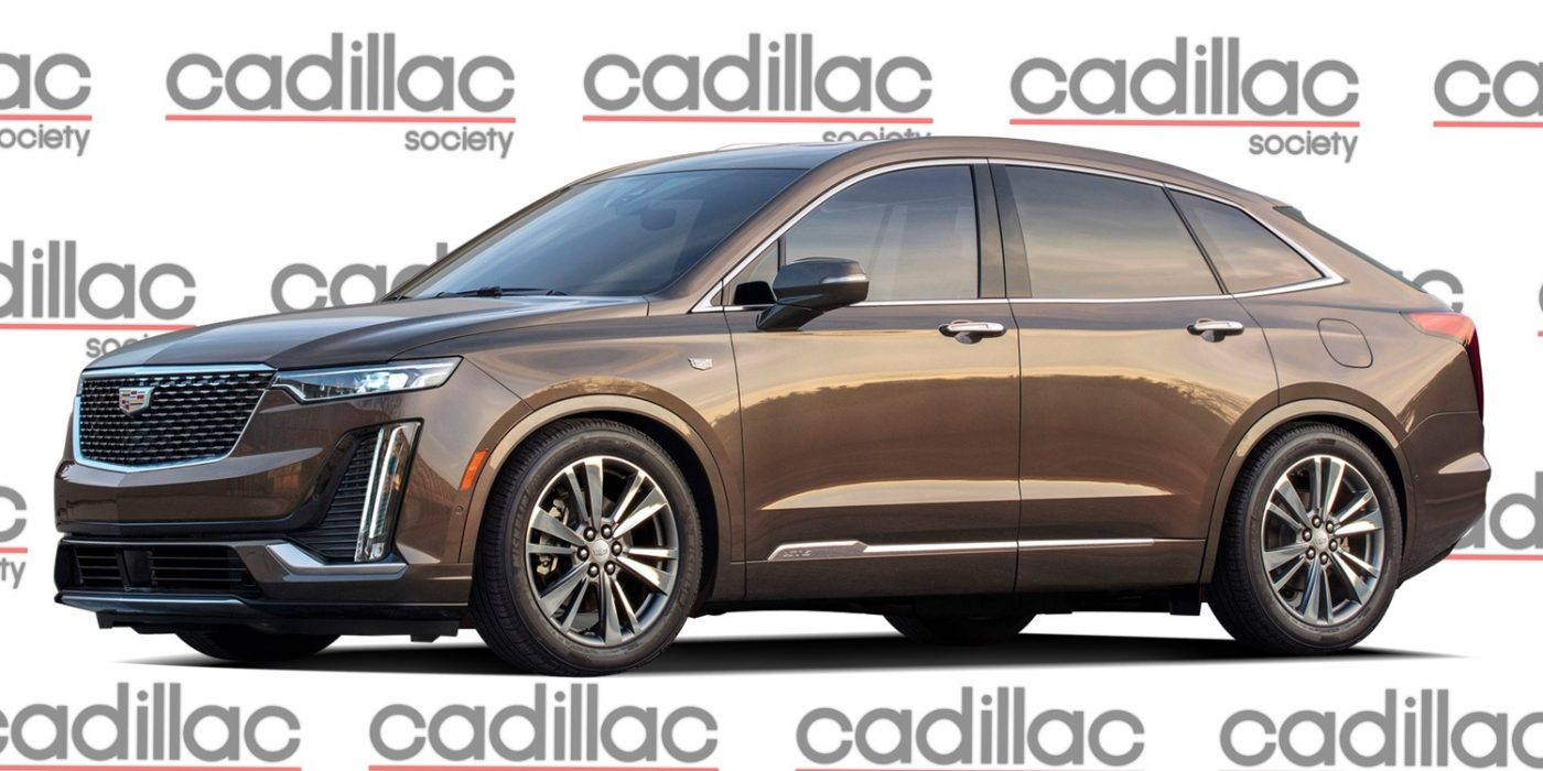 We Render A Cadillac XT6 Coupe Model Variant