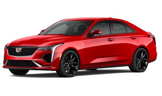 2020 Cadillac CT4 Configurator Live At Official Cadillac Website