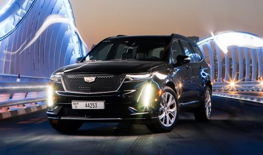 Cadillac XT6 Launches In Russia, Expanding SUV Portfolio