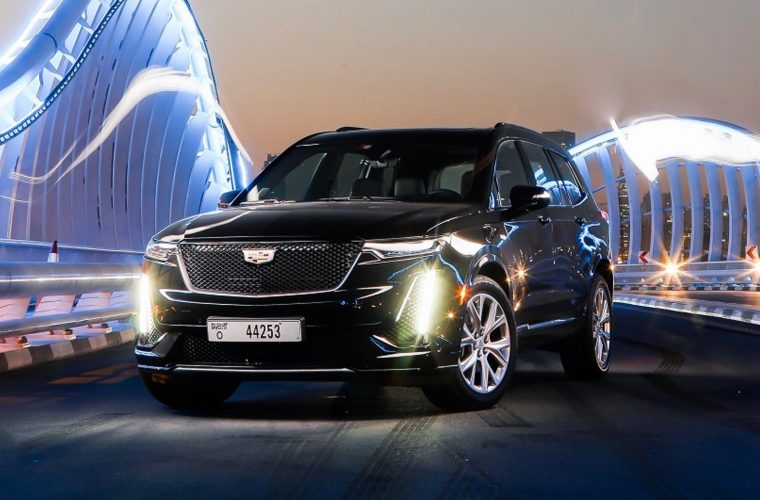 Cadillac XT6 Launches In Russia, Expanding SUV Portfolio