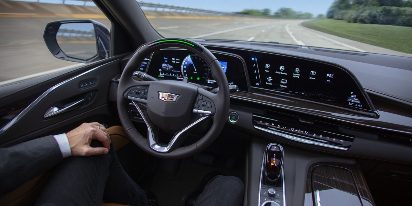 Cadillac Super Cruise The Best Active Driving Assist System, Consumer Reports Says
