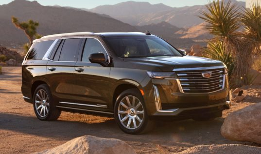 New Cadillac Model Every Six Months Product Offensive Is Now Complete