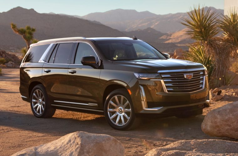 2021 Cadillac Escalade To Offer Diesel Engine As No-Cost Option