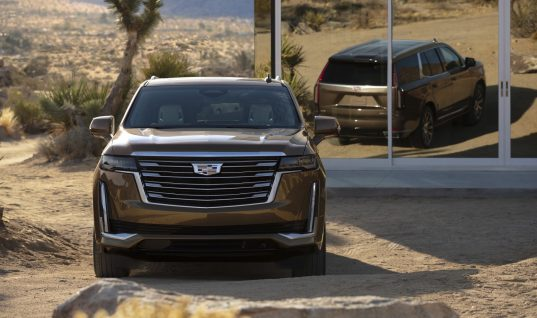 Cadillac Escalade Sales Continue To Lead Segment During Q3 2020