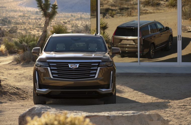 Here Are The 2021 Cadillac Escalade Colors
