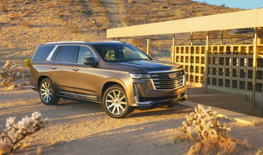 2021 Cadillac Escalade Now Available On Cadillac Live