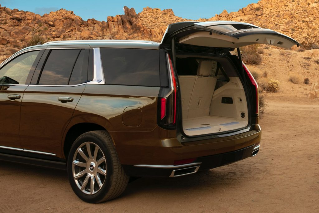 Standard-length 2021 Escalade