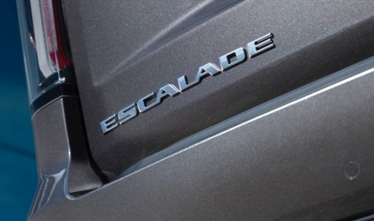 Details On Electric Cadillac Escalade Begin To Surface
