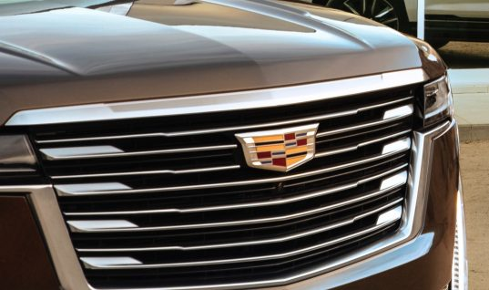 The Evolution Of The Cadillac Escalade Grille: Video