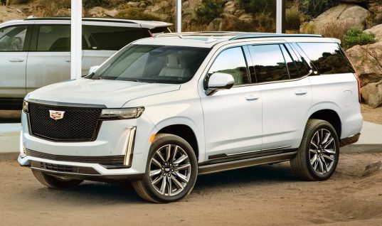 2021 Escalade Price Revealed: Exclusive