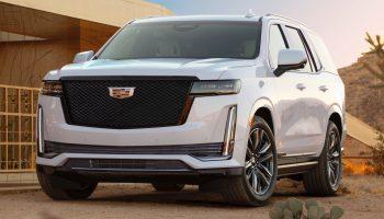 2021 Cadillac Escalade vs. 2021 Escalade ESV: Dimensional Comparison