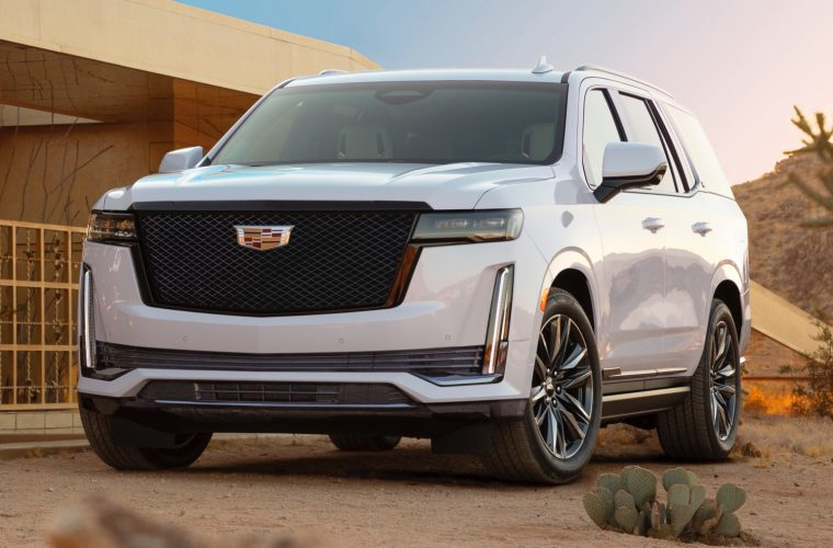 2021 Cadillac Escalade vs. 2021 Escalade ESV: Dimensional Comparison