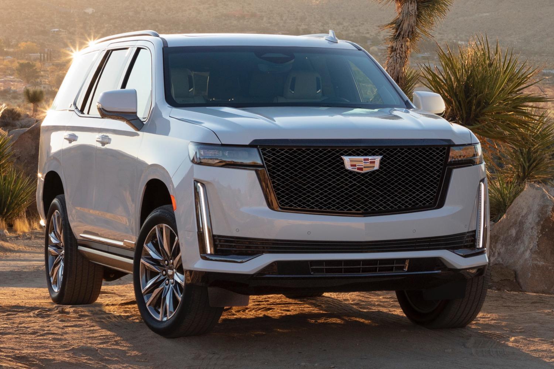 All-New 2021 Cadillac Escalade Makes Official Debut
