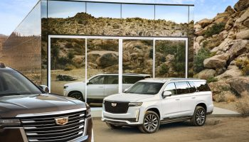 2021 Cadillac Escalade With Super Cruise Not Available At Start Of Production