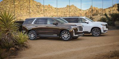 2021 Cadillac Escalade Fuel Economy Revealed