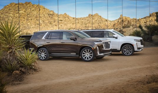 2021 Cadillac Escalade Fuel Economy Revealed