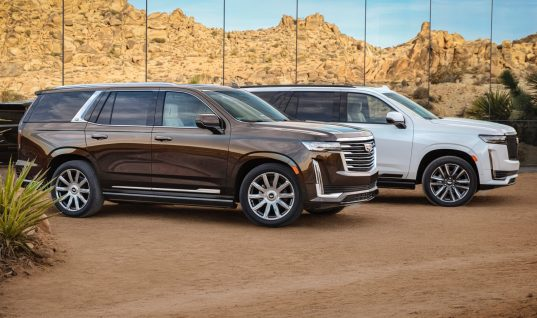 All-New 2021 Cadillac Escalade Makes Official Debut