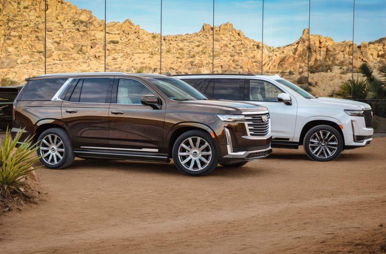 2021 Cadillac Escalade Now Available To Order