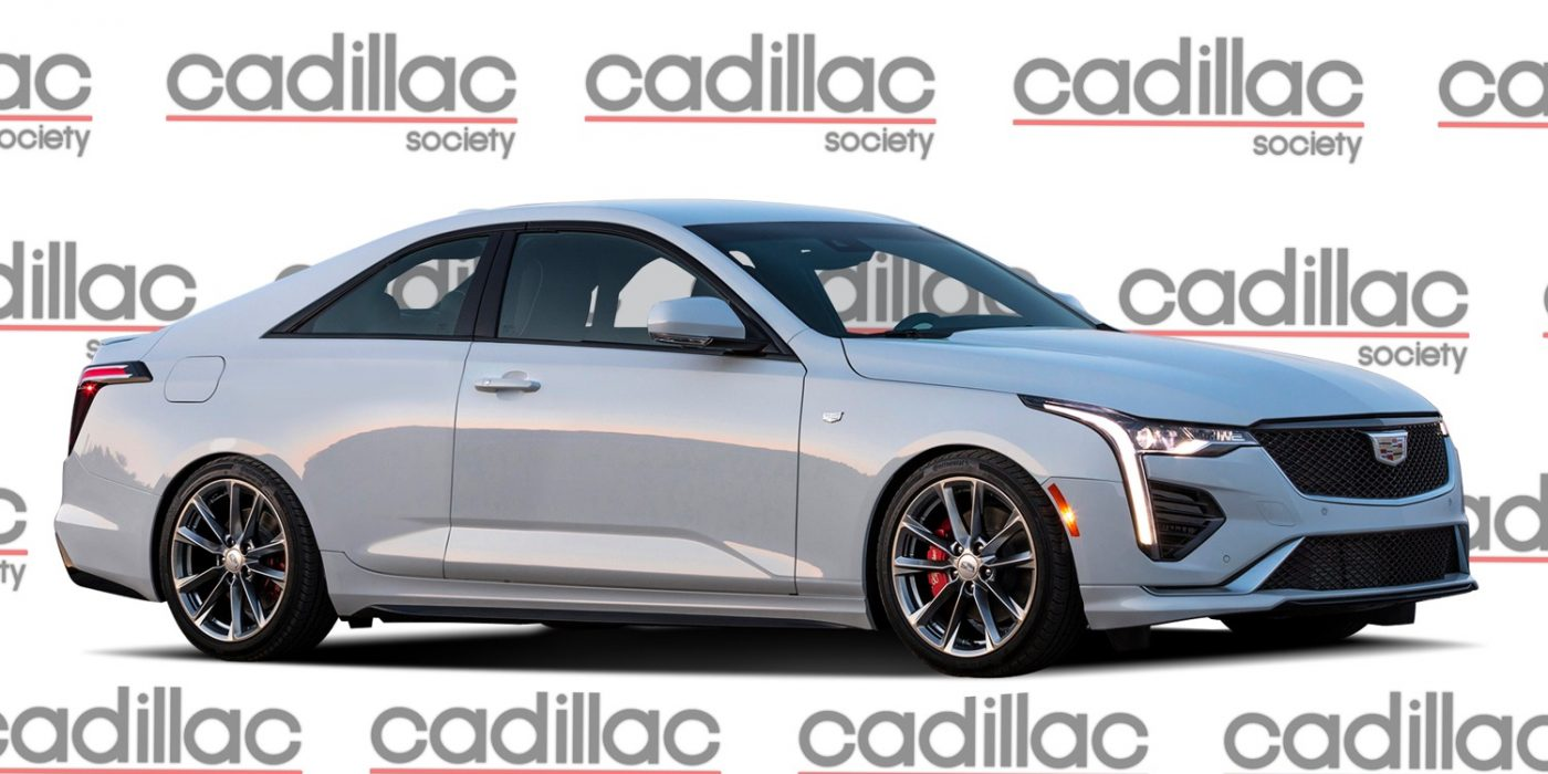 We Render The Cadillac CT4-V Coupe